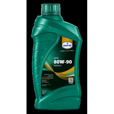 Eurol НPG SAE 80W-90 GL5 (мин), 1л