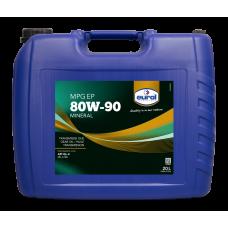 Eurol МPG SAE 80W-90 GL4 (мин), 20л