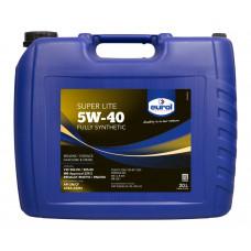 Eurol Super Lite 5W-40 API SN/CFACEA A3/B4 (синт), 20л