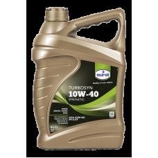 Eurol Turbosyn 10W-40 API SL/CF; ACEA A3/B4 (п/синт), 5л