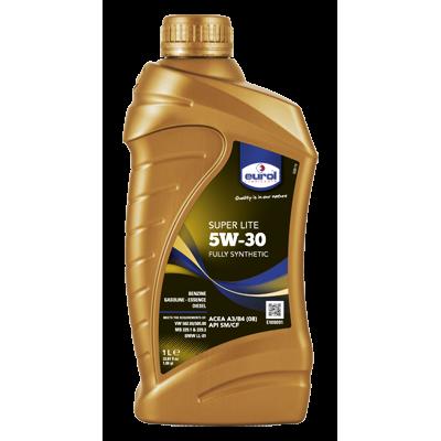 Eurol Super Lite 5W-30 API SN/CFACEA A3/B4 (синт), 1л
