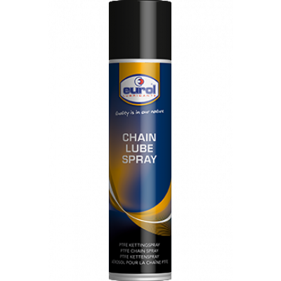 Eurol CHAIN SPRAY PTFE (Смазка для цепей), 400мл