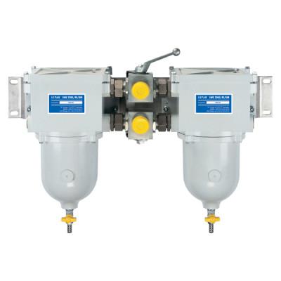 Сепаратор Separ SWK-2000/40/М сдвоенный и с мет. фильтроэлементом