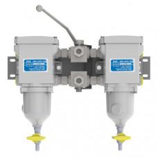 Сепаратор Separ SWK-2000/10 сдвоенный и с мет. фильтроэлементом