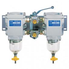 Сепаратор Separ SWK-2000/18 сдвоенный с мет. колбой