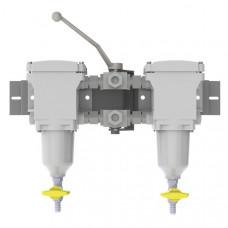 Сепаратор Separ SWK-2000/5/50 сдвоенный с контактами