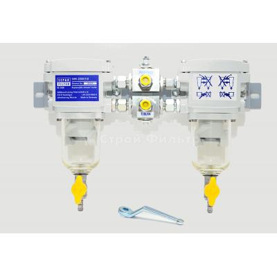 Сепаратор Separ SWK-2000/10U (Cдвоенный)